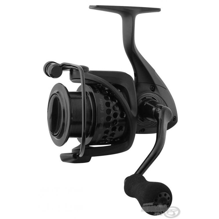 OKUMA Custom Black Feeder 55FD