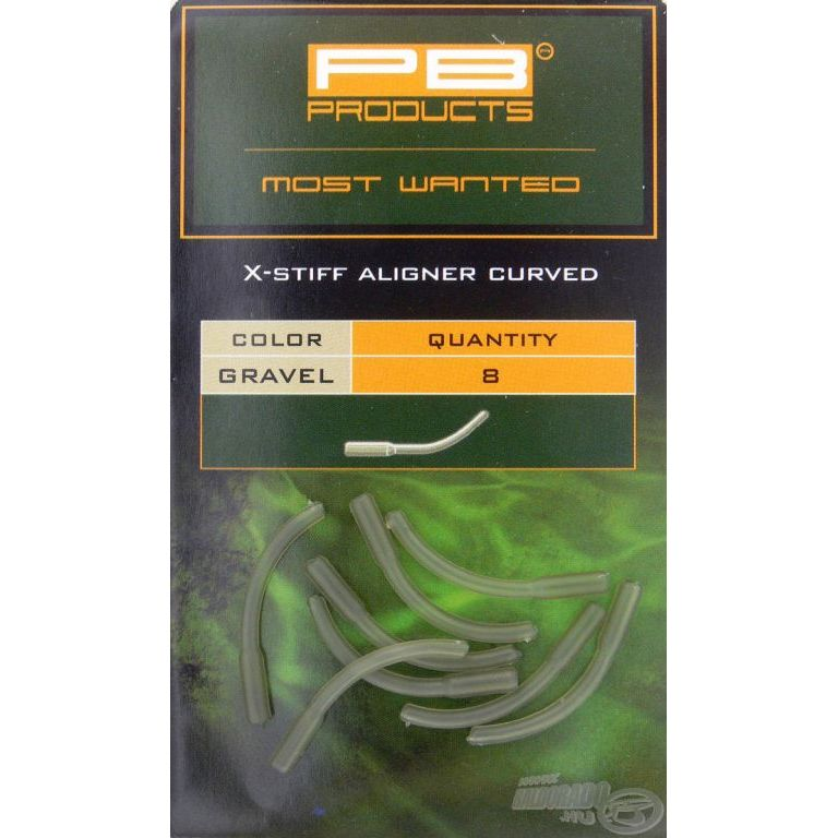 PB PRODUCTS Horogbefordító - X-Stiff Aligner Curved Gravel
