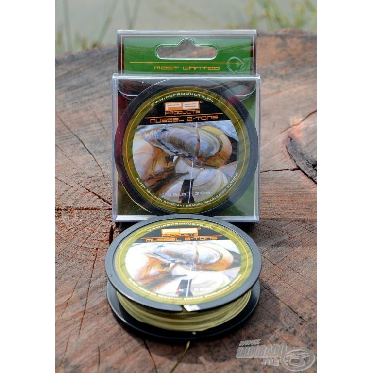 PB PRODUCTS Mussel 2 Tone - 35 Lbs