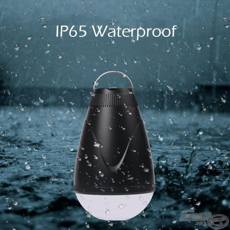 POWAPACS LUXX - Színváltós vízálló lámpa távirányítóval
