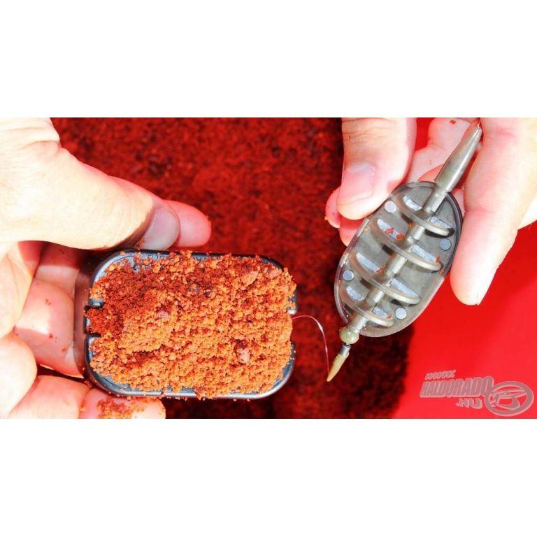 PRESTON Method Feeder kosár L In-line 45 g