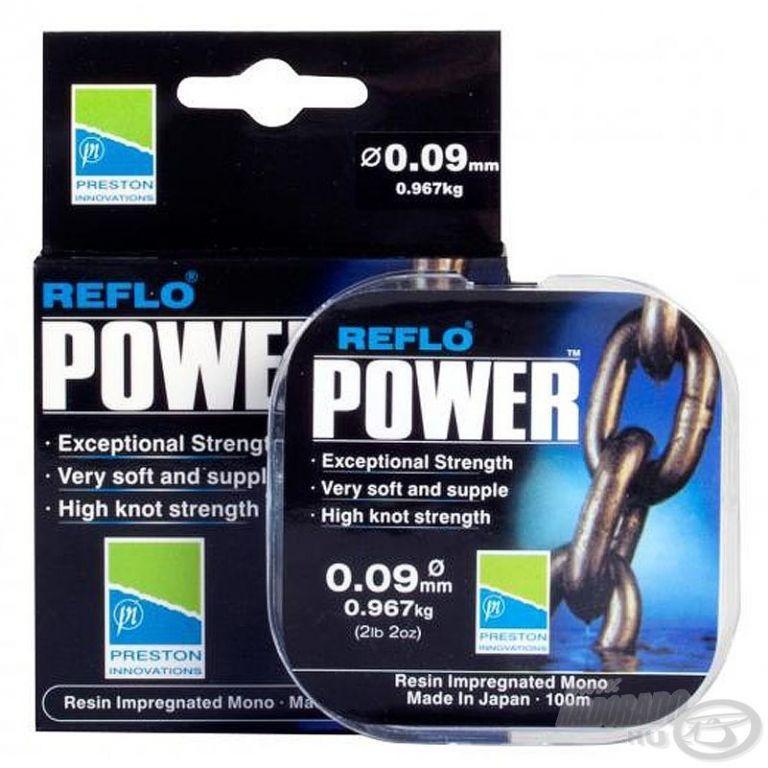 PRESTON Reflo Power 0,08 mm