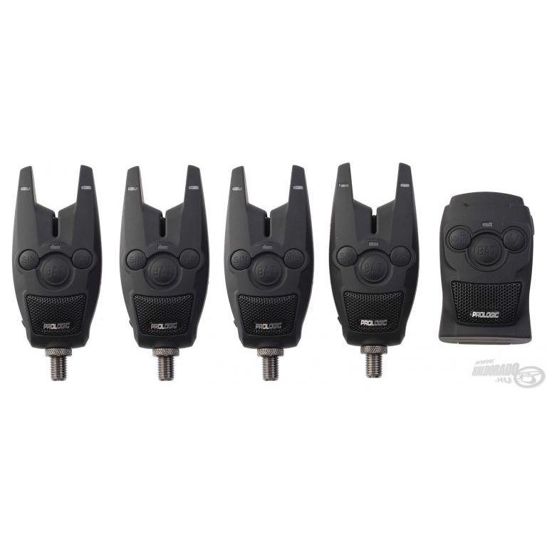 PROLOGIC BAT+ Elektromos kapájslező készlet 4+1 darabos