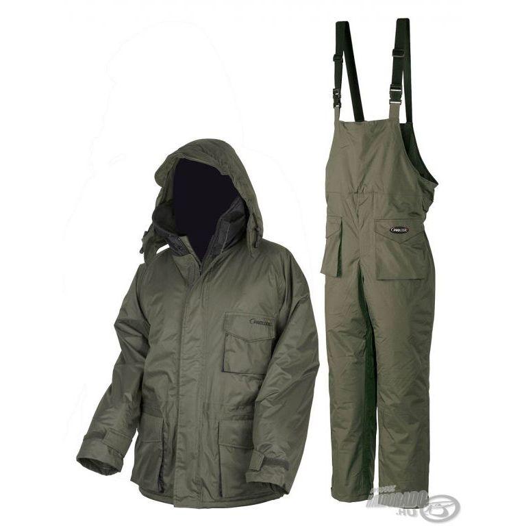 PROLOGIC Comfort Thermoruha Zöld XL