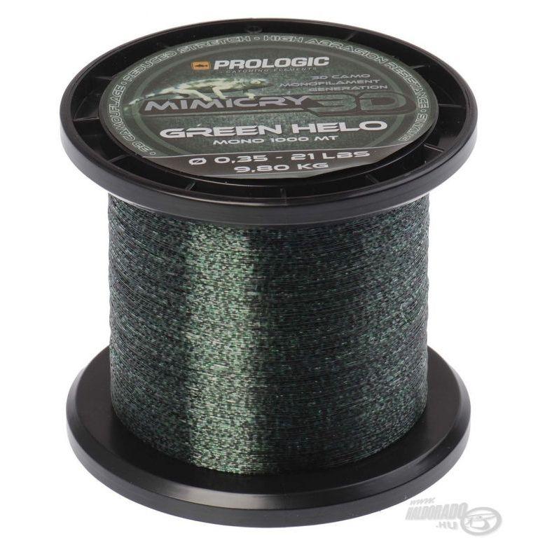 PROLOGIC Mimicry Green Helo 1000 m - 0,30 mm