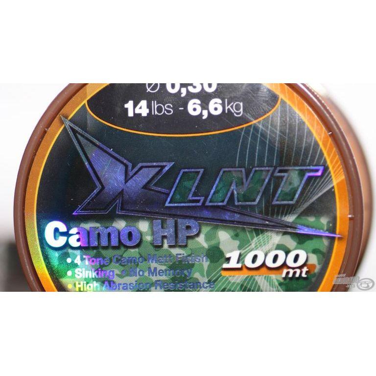 PROLOGIC XLNT HP 1000 m - 0,33 mm Camo