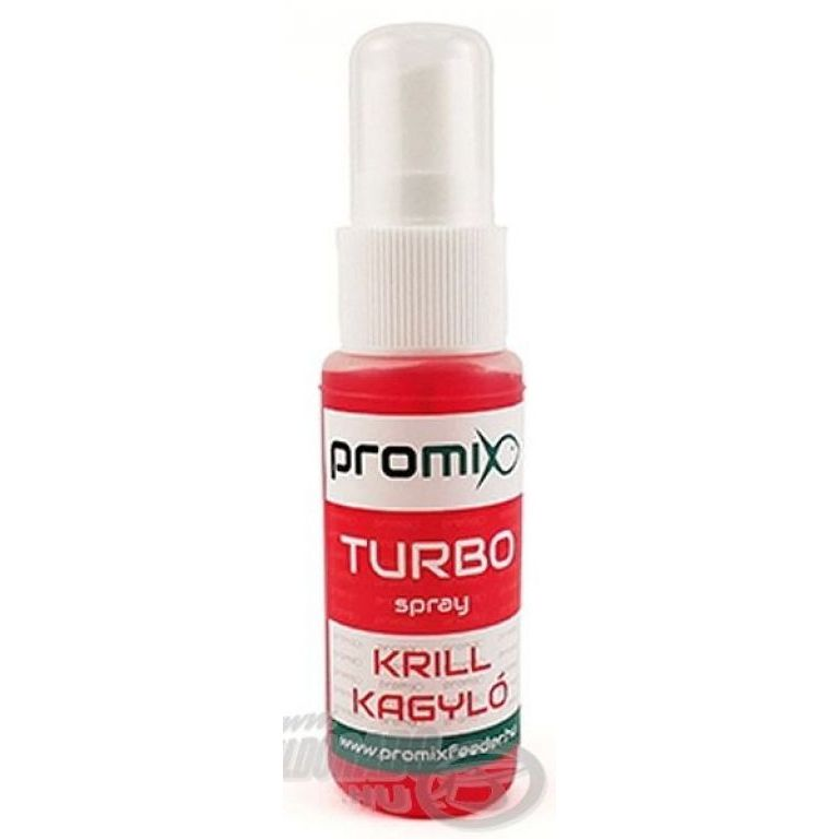 Promix Turbo Spray - Krill-Kagyló