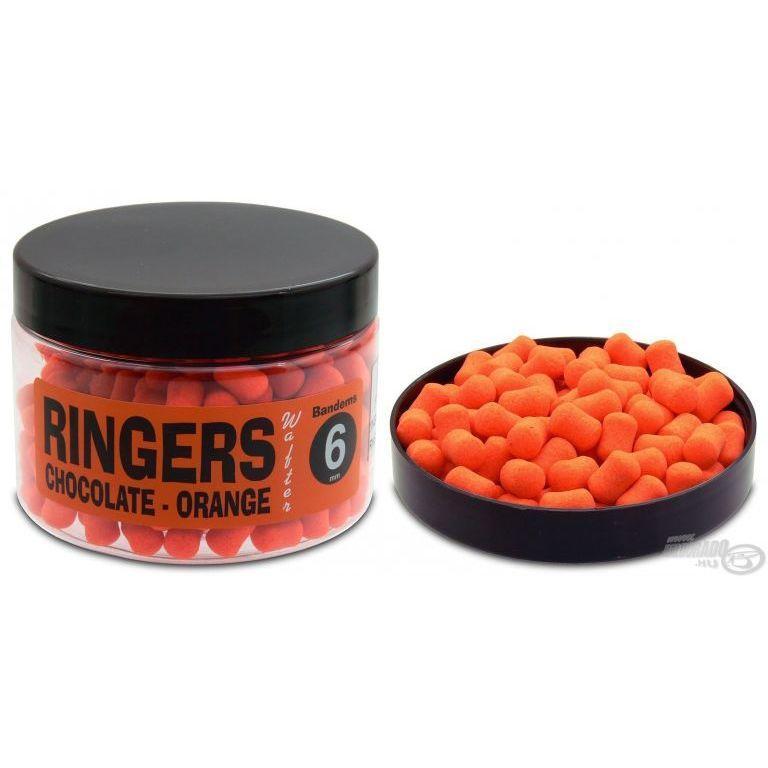 RINGERS Wafter Pellet Chocolate-Orange Bandems 6 mm