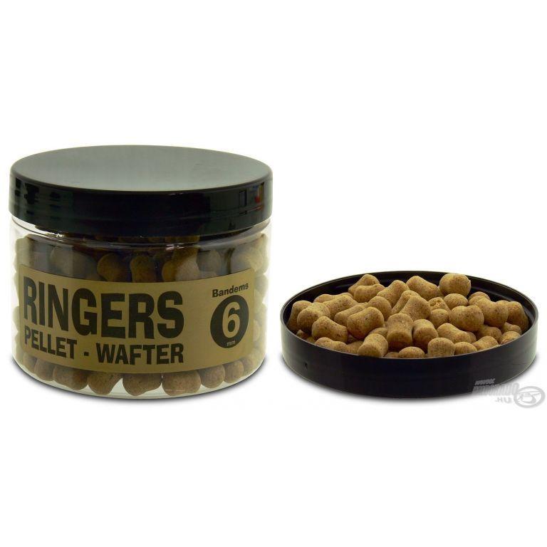 RINGERS Wafter pellet Natural Bandems 6 mm
