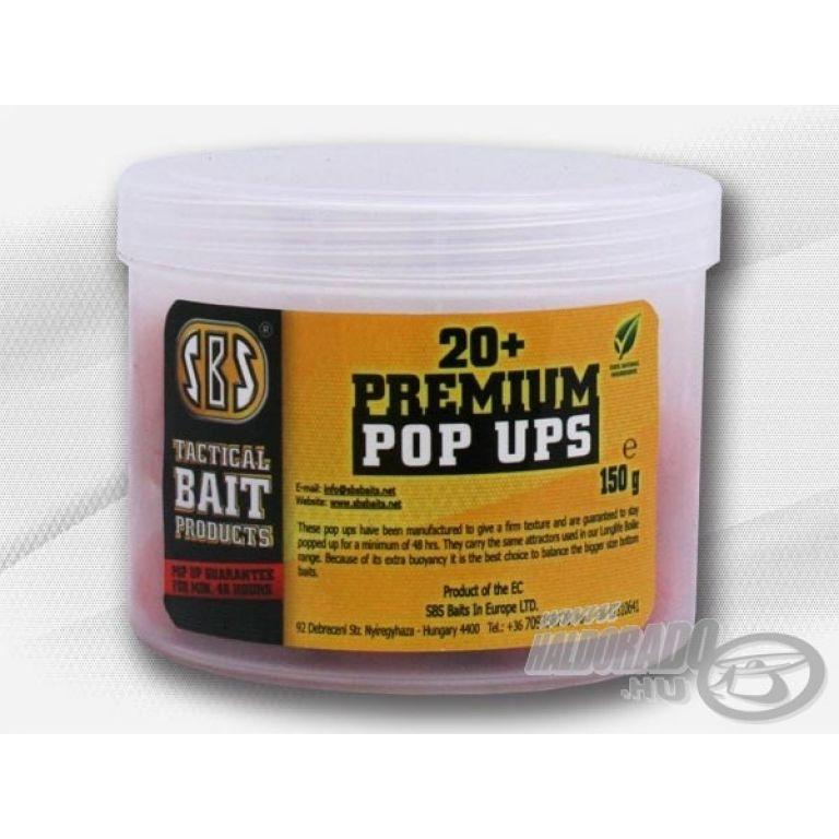 SBS 20+ Premium Pop Up bojli - M3