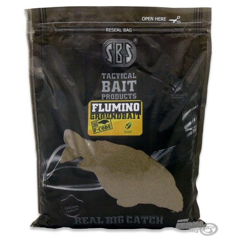 SBS Flumino Groundbait F-Code