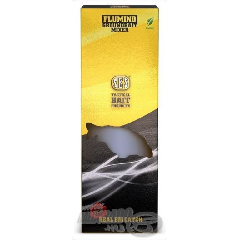 SBS Flumino Groundbait Mixer - Match Special