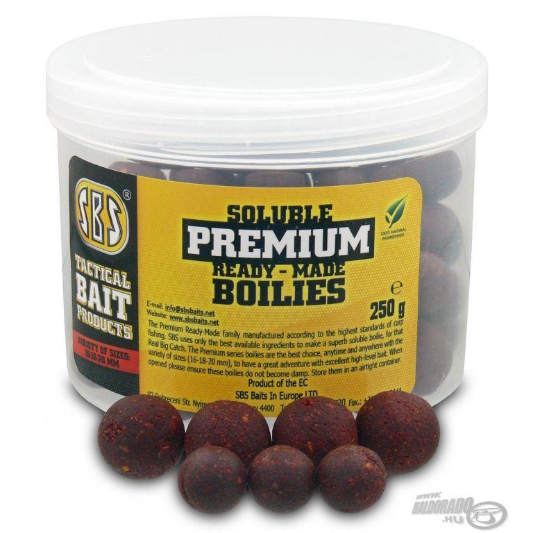 SBS Premium Bojli Soluble - M2
