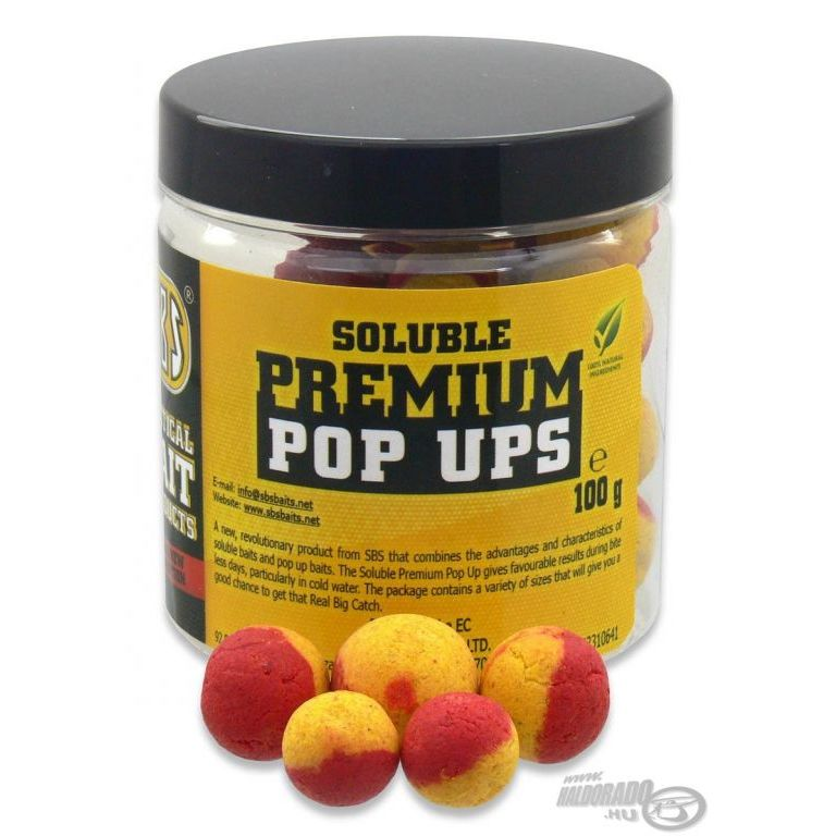 SBS Premium Pop Up bojli Soluble - M3