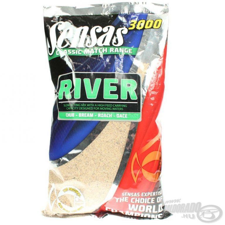 SENSAS 3000 River