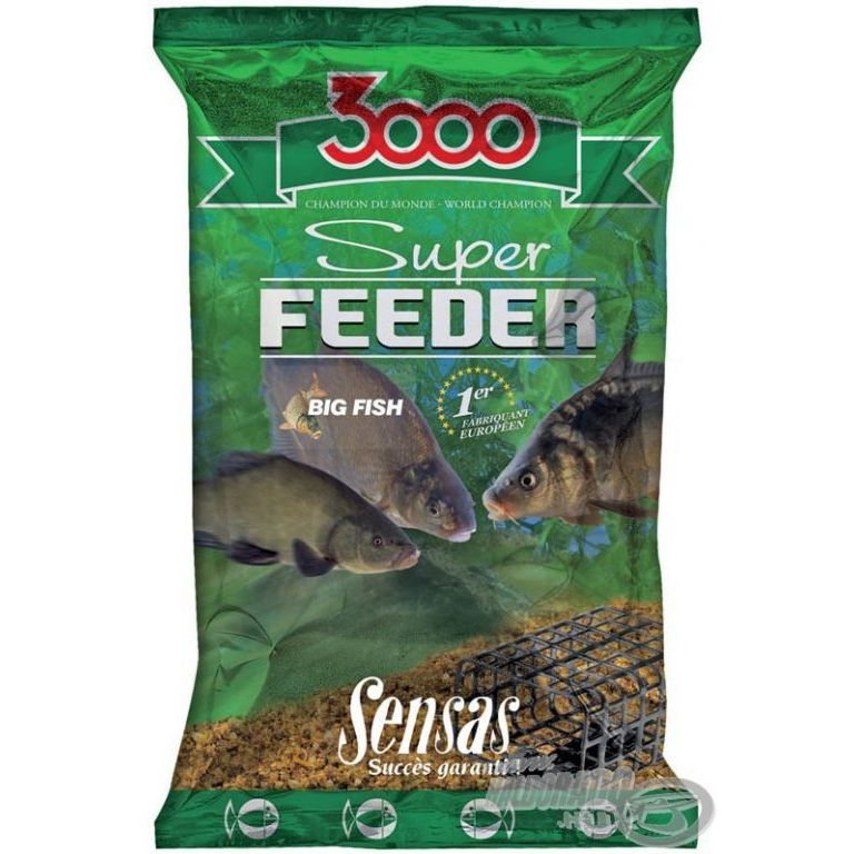 SENSAS 3000 Super Feeder Big Fish