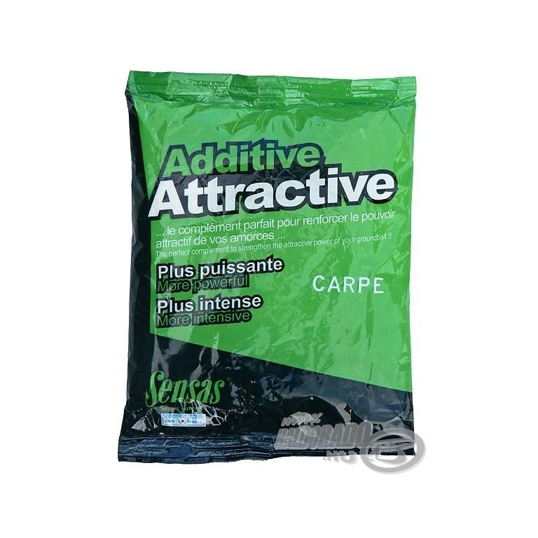 SENSAS Additive Attractive Carpe