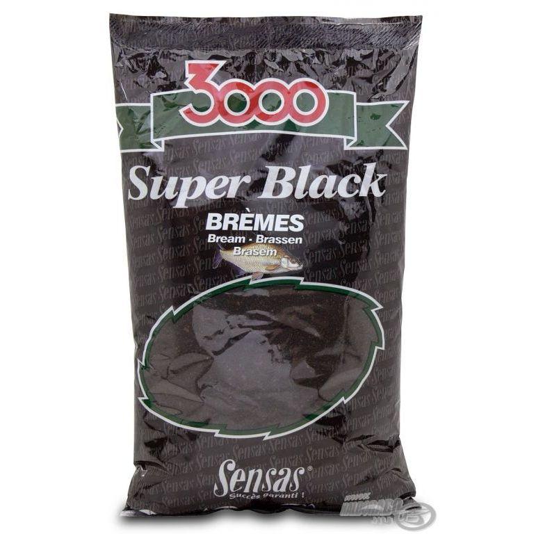 SENSAS Super Black Bremes