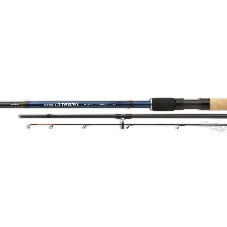 SHIMANO Super Ultegra AX Feeder 396 cm