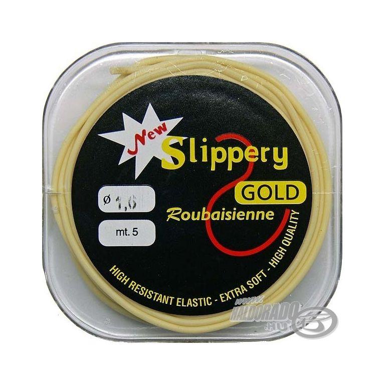 SLIPPERY GOLD Latex gumi - 1,2 mm