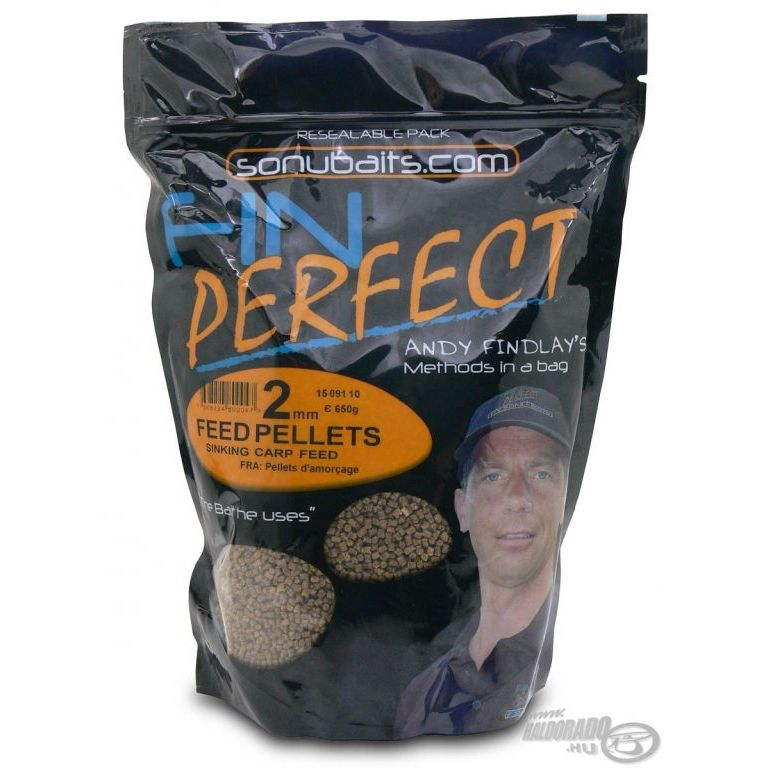SONUBAITS Fin Perfect Feed Pellet 2 mm