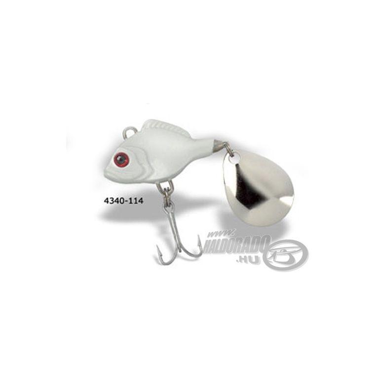 SPRO HS ASP Jiggin Spinner fehér - 3