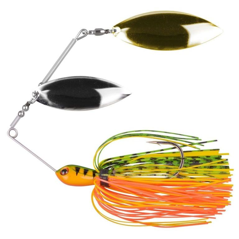 SPRO Ringed Spinnerbait 21 g - Fire Tiger