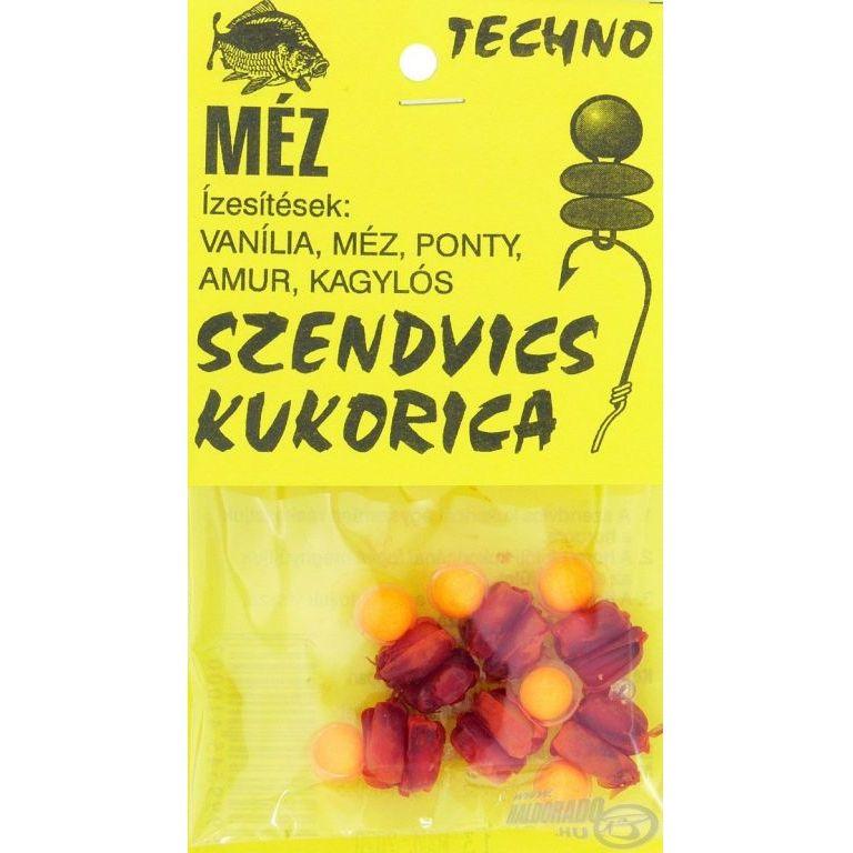 TECHNO Szendvics kukorica méz
