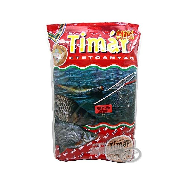 TIMÁR MIX Ponty mix piros 3kg