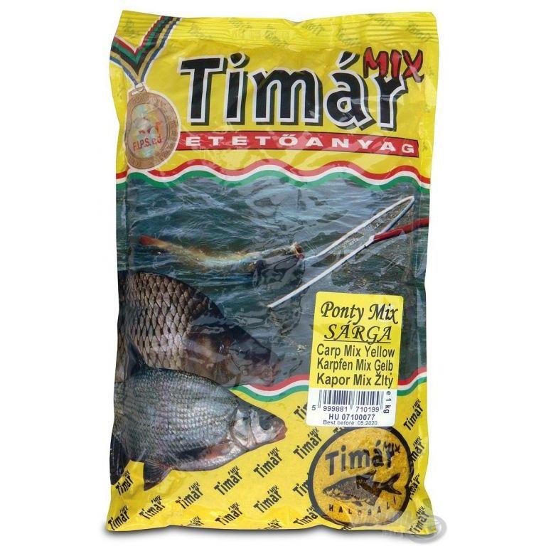 TIMÁR MIX Ponty mix sárga 1kg
