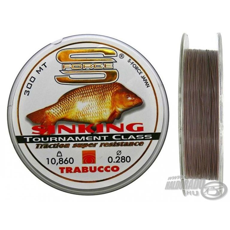 TRABUCCO S-Force Sinking Carp 0,28 mm