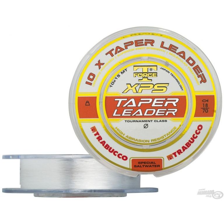TRABUCCO T-Force XPS Taper Leader 0,20-0,50 mm