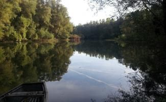 Dráva folyó - Éden Park Vízvár
