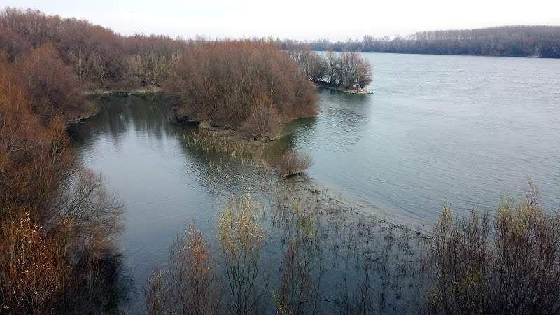 Duna folyam -Tolna megyei és Bács-Kiskun megyei szakasz az 1493 - 1520 fkm-ig