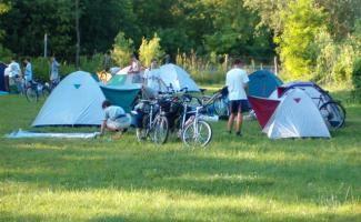 HORGÁSZCENTRUM KEMPING ÖRSPUSZTA - (lodging)