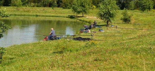 Lukácsházi Abért I. tó - II. tó