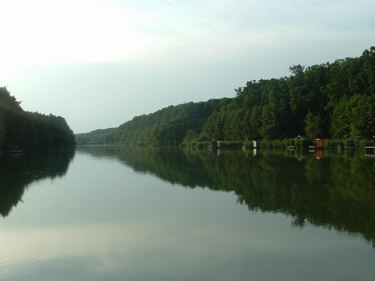 Szajki-tavak IV-es és V-ös tó