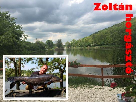 Zoltán horgásztó
